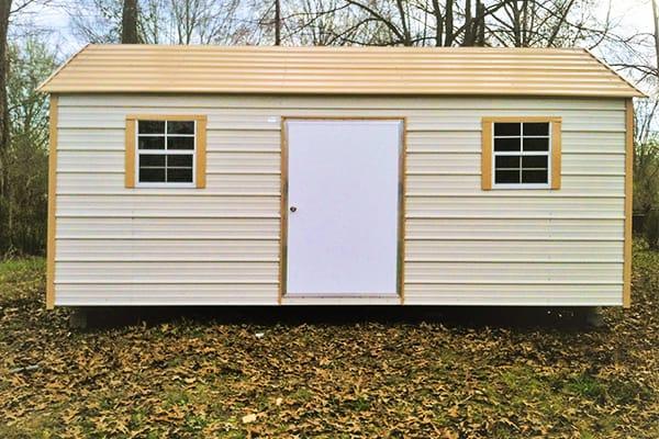 10x20 sheds