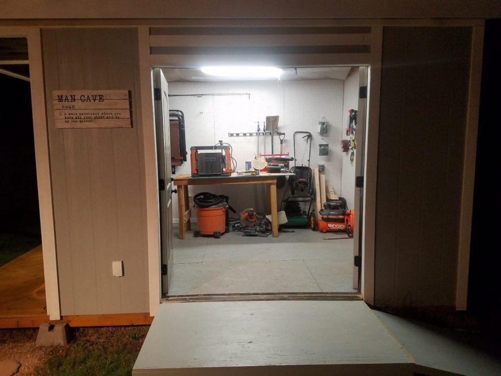 12x12 sheds