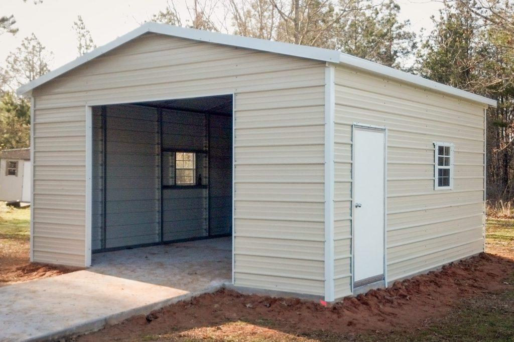 gemco prebuilt quality detached garages