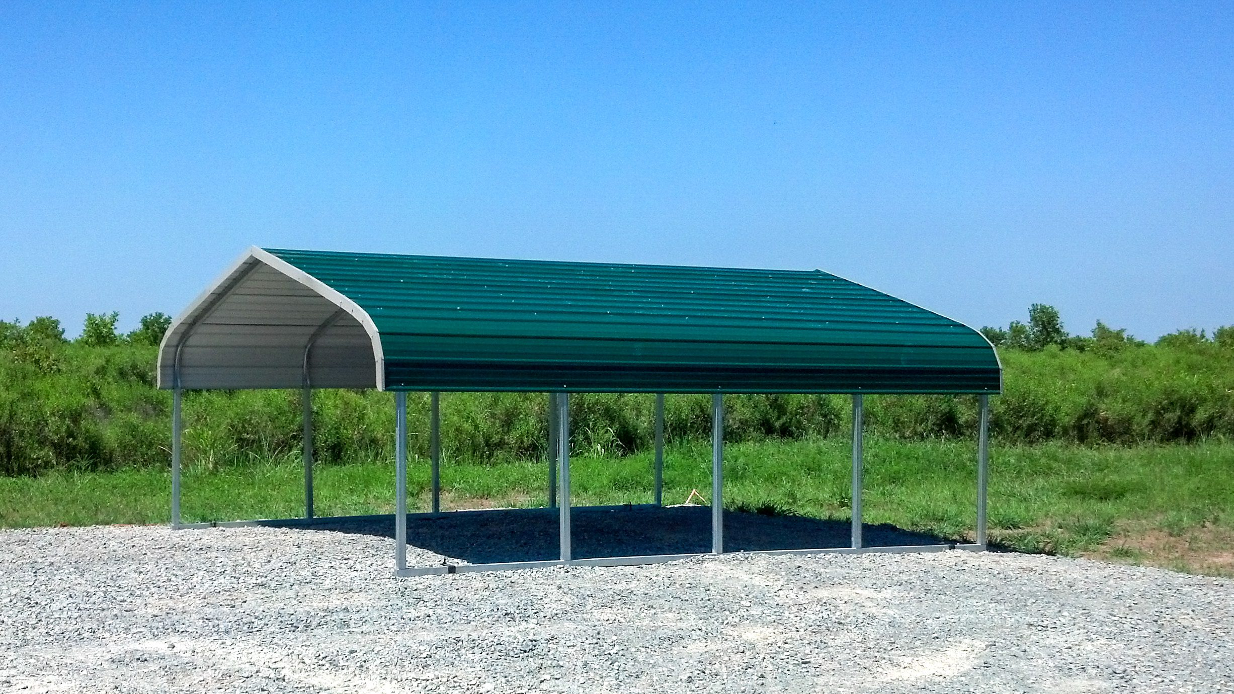 is it cheaper to build or buy a carport?