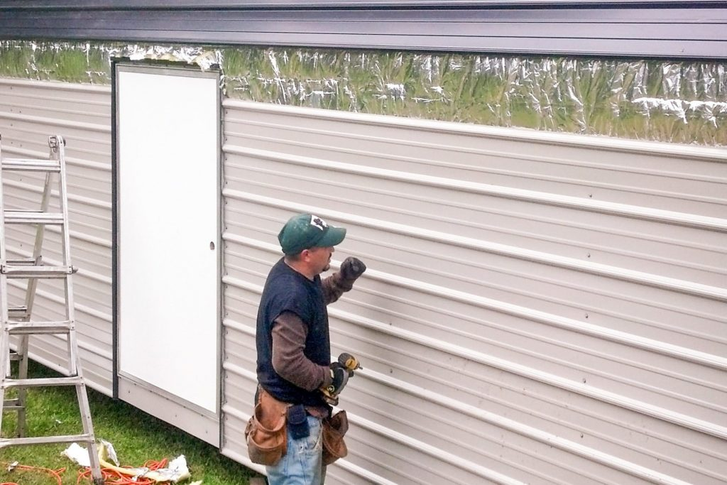 about portable building systems