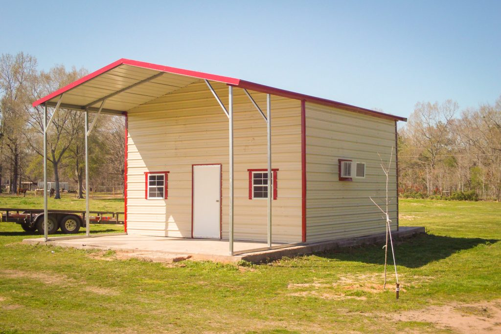 deluxe gable sheds near keithville