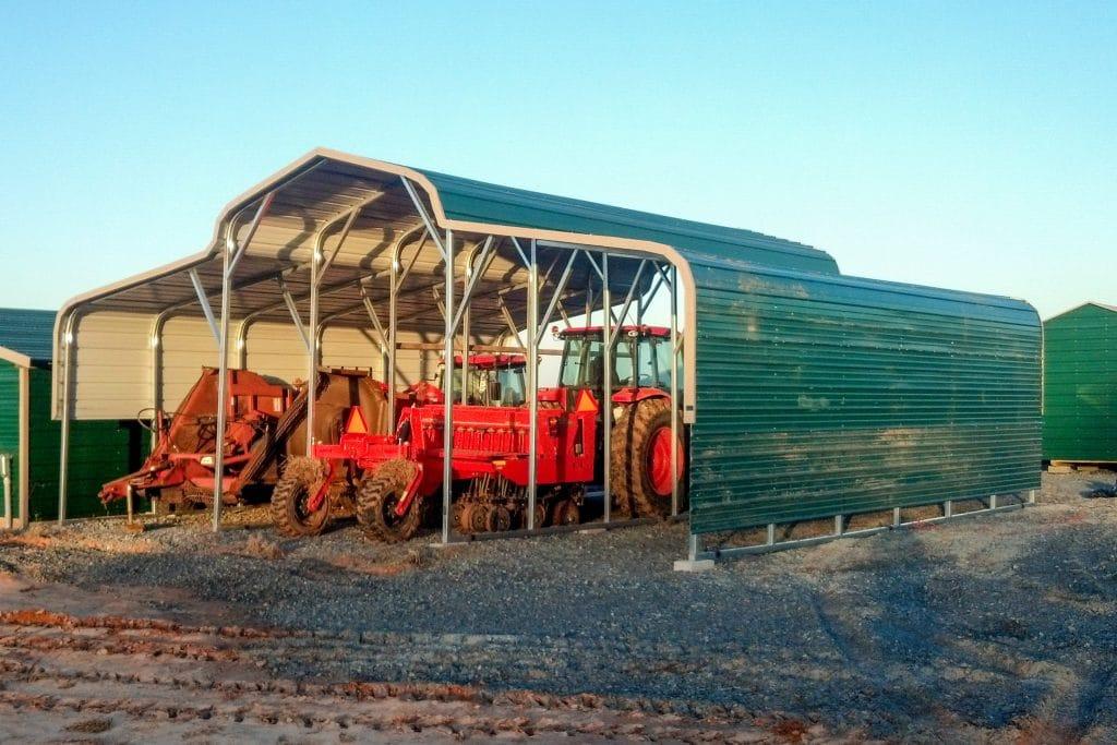 steel barns for sale in mansfield la