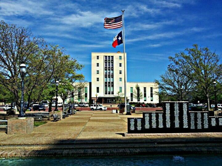smithland county texas
