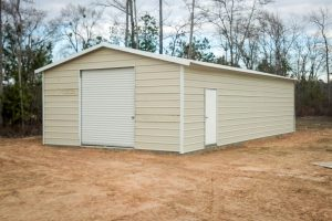 Gemco Portable Buildings Metal Structures