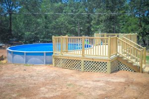 wood deck builders marshall texas