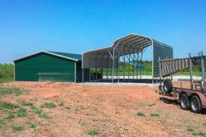 portable buildings shreveport delivery financing