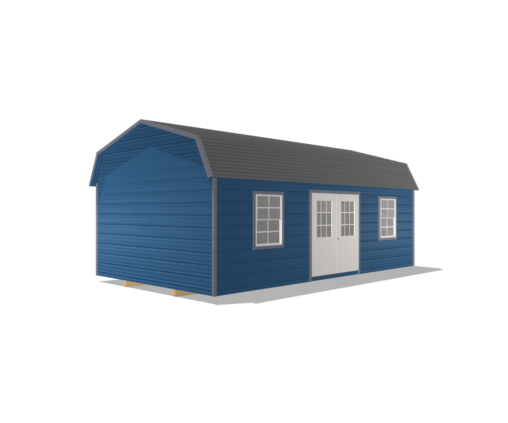 deluxe barn tough shed