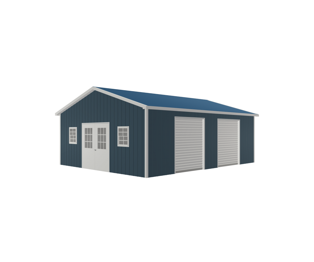 roomie steel garage